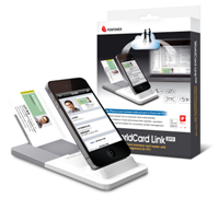 WorldCard Link Pro for iPhone4