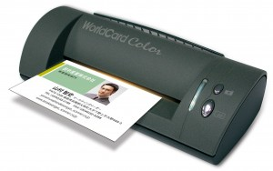 WorldCard Color Scanner